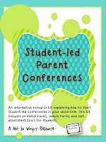 A Guide to Implementing Student-led Conferences (A very informative blog post)