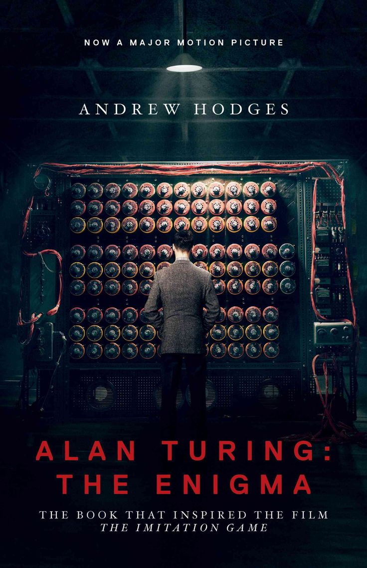 A NEW YORK TIMES BESTSELLER The official book behind the Academy Award-winning film The Imitation Game , starring Benedict Cumberbatch and Keira Knightley It is only a slight exaggeration to say that