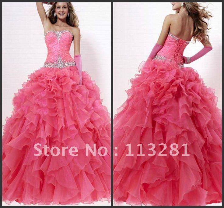 Mejores 9 imágenes de gorgeous dresses en Pinterest | Vestido de ...