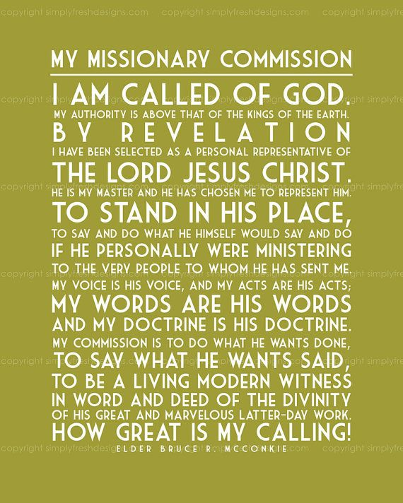 Missionary Work Quotes Lds: Great Lds Missionary Quotes. QuotesGram