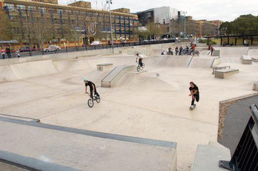 city skate park - Google Search
