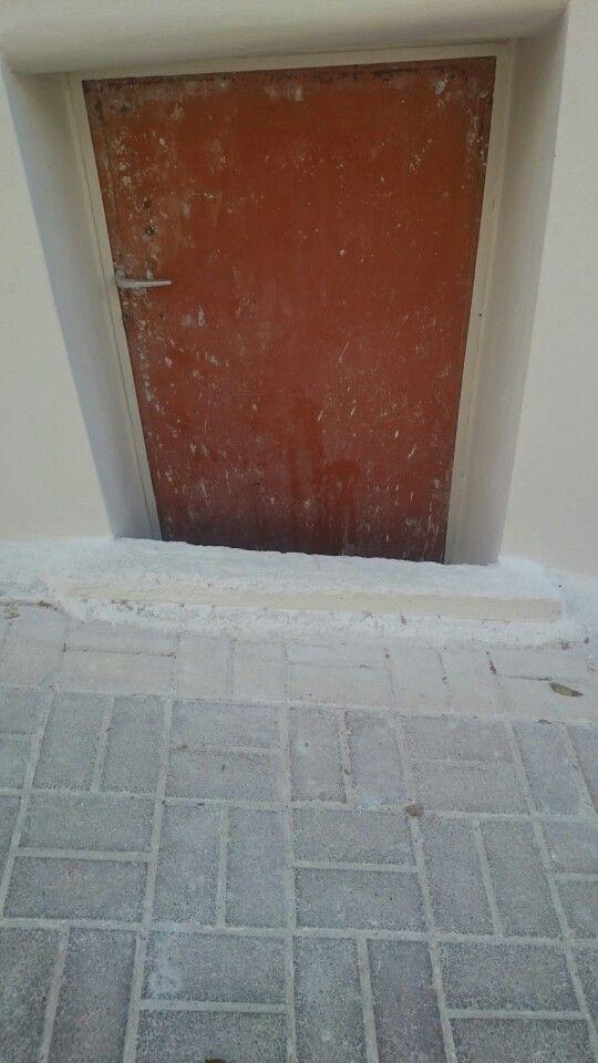 Spesiell løsning på ingangspartiet:-P