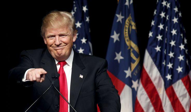 ترامپ از همه کمتر خرج میکند، و بیشتر رای میآورد
