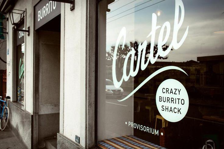 NEU in der Stadt: Cartel – Crazy Burrito Shack in Zürich