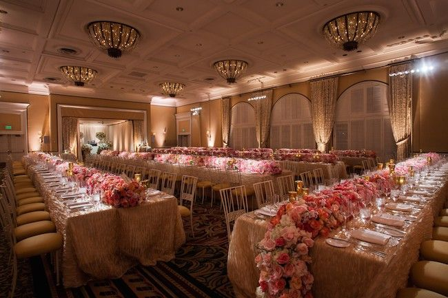 Bachelor Wedding Reception- Sean & Catherine Lowe with Mindy Weiss on Revelry Event Designers