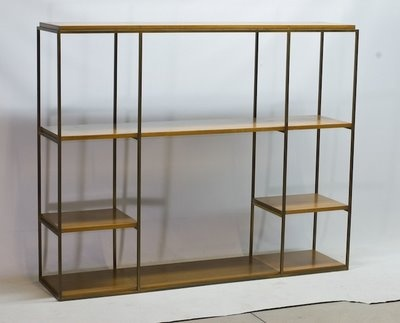 Paul Mccobb Brass Shelving Unit Design For My Future