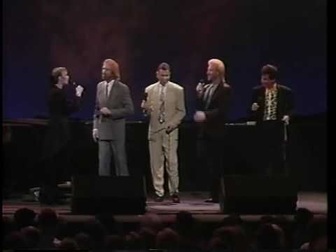 On The Wings Of A Dove - Emmylou Harris with The Oak Ridge Boys - YouTube
