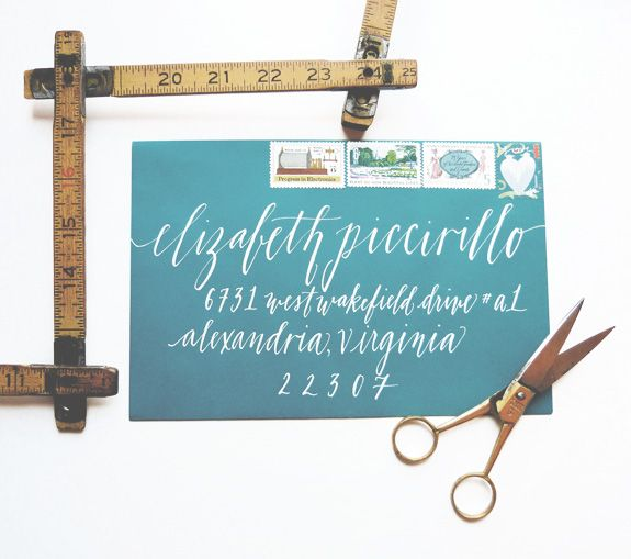 for awesome calligraphy + hand lettering tips + techniques, visit besottedblog.com  | Heather Burns of Perch Paper Co.