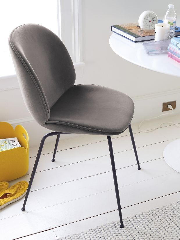 Beetle Side Chair In 2020 Chair Design Side Chairs Study