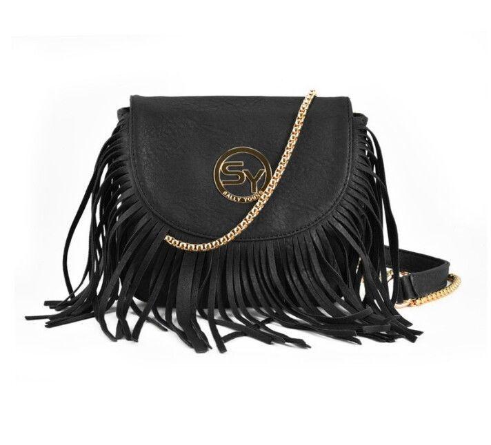 Sally Young Black Shoulder bag