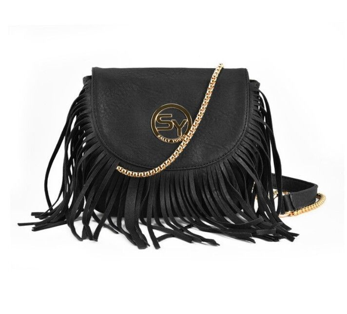 Sally Young Black Shoulder bag