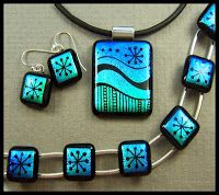 DICHROIC GLASS & ART ~ silvermoonlyn