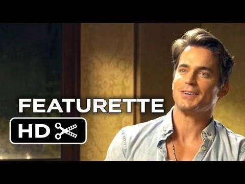 PrideSource - Q&A: Matt Bomer Talks Channing Flattery ('I Blushed'), Explaining 'Magic Mike' To His Kids & Indecent Gyrations