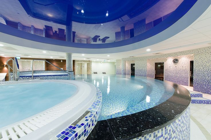 Harvia Spa is suitable for even swimming pools.