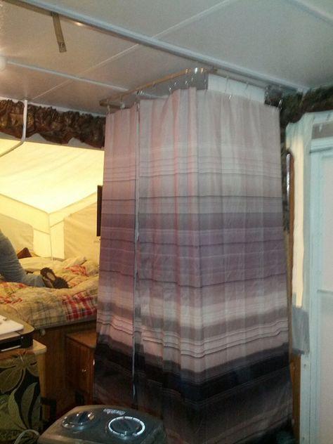 17 Best Pop Up Camper Bathroom Images On Pinterest Caravan Camper Bathroom And Camper Ideas