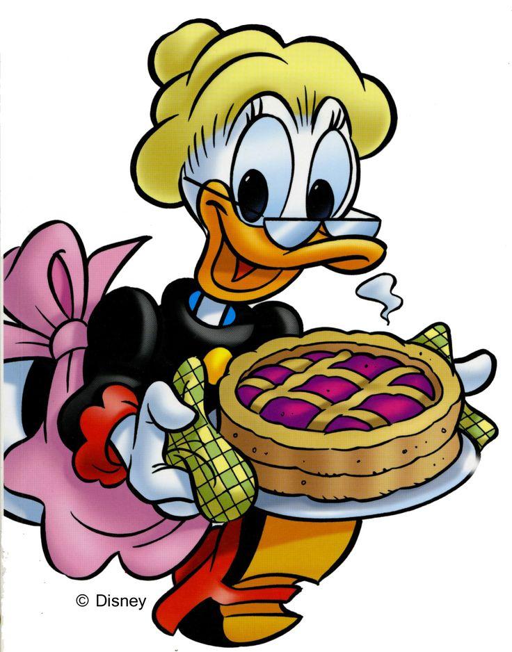 pippo walt disney - Le torte di nonna Papera