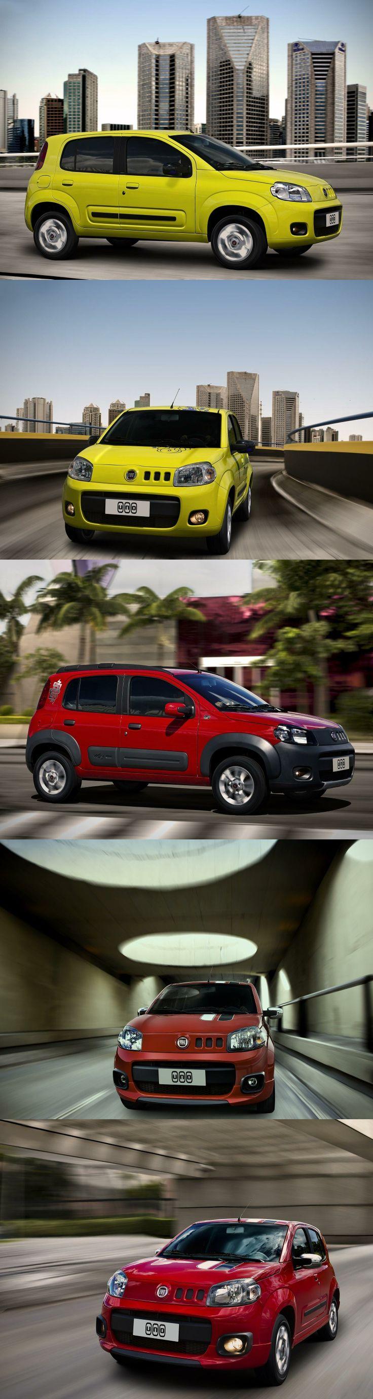 New Fiat Uno (2011)