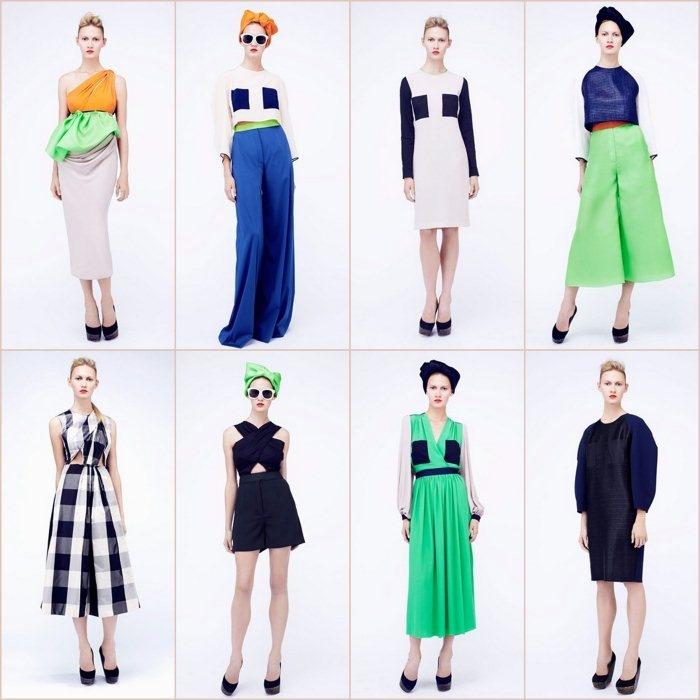 I love Roksanda's playful designs!: Playful Designs, Plays Design