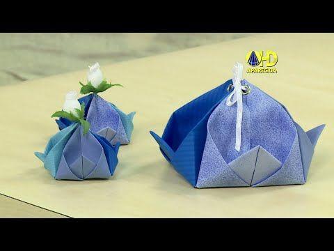 Vida com Arte | Lembrancinha em Origami por Thaís Kato - 15 de Outubro d...