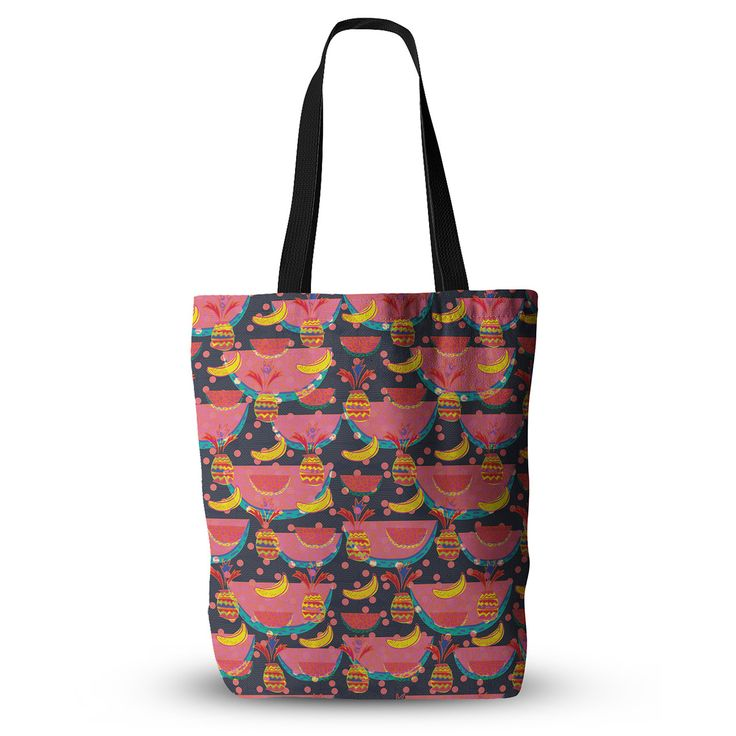 Tote Bag - Purple Rain Tote by VIDA VIDA kRkEEY