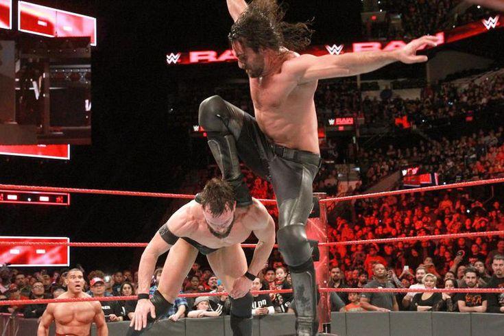 WWE Raw video highlights (Jan. 15, 2018): Braun Strowman fired and rehired, Curb Stomp...: * Braun Strowman is fired * Braun Strowman…