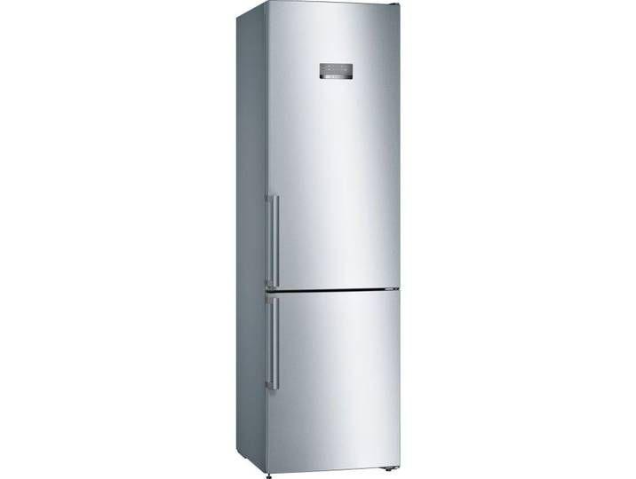 Bosch Serie 4 Kgn397idp Kuhl Gefrierkombinationen Edelstahl Refrigerator Tall Cabinet Storage Kitchen Appliances
