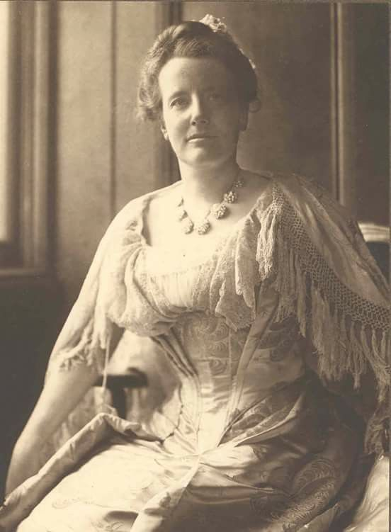 Edith Roosevelt, wife of Theodore Roosevelt