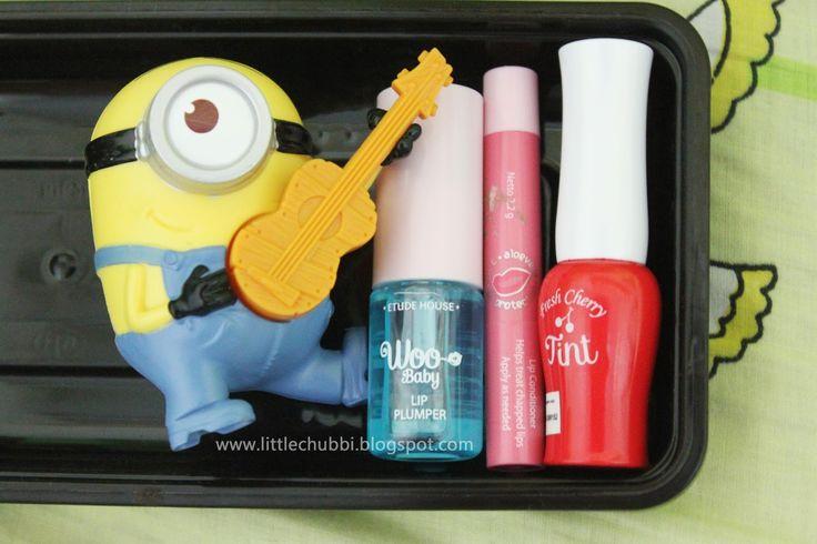 LittleChubbi: Tutorial Lipstick for Everyday