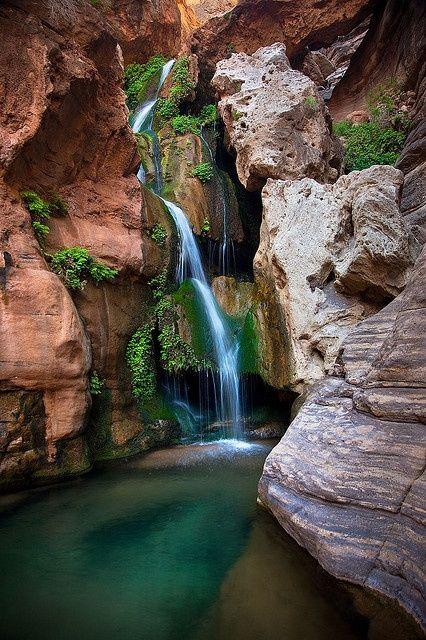 Elves Chasm. Grand Canyon National Park.