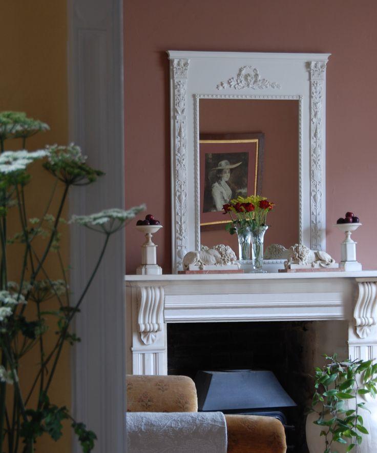 """Ephrussi"" trumeau style mirror classicandchic.co.uk"