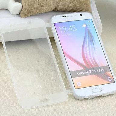 flip transparente a su vez libre de caja del teléfono táctil de TPU para la galaxia s6 (colores surtidos) – EUR € 6.99