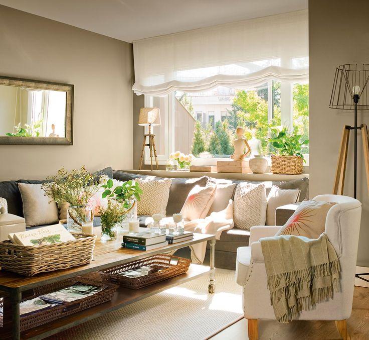 ¡Qué grande se ve todo! · ElMueble.com · Casas
