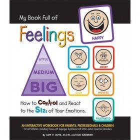 Identify emotions, recognize their inappropriate responses & master more suitable approaches