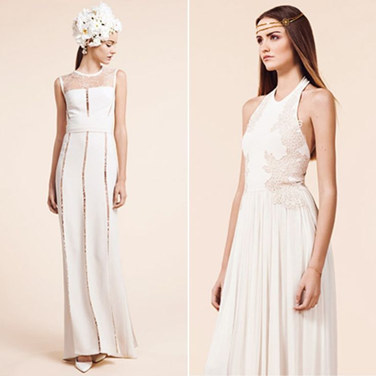 ... Robes de mariage de créateurs, 15 jolies robes and Robes de