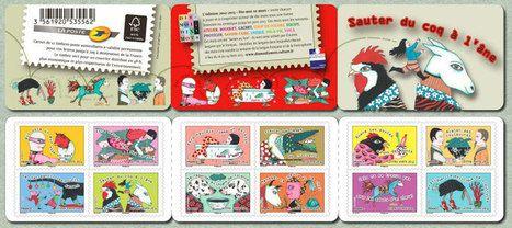 Expressions de la langue française en timbres | FLE CÔTÉ COURS | Scoop.it