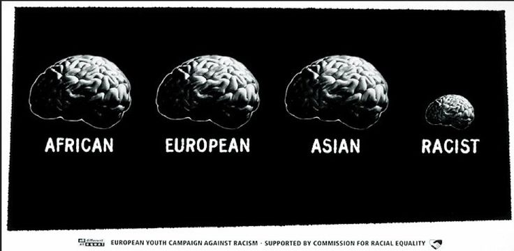 1996. The UK. | The Strongest Anti-Racism Ads Of The Last 20 Years