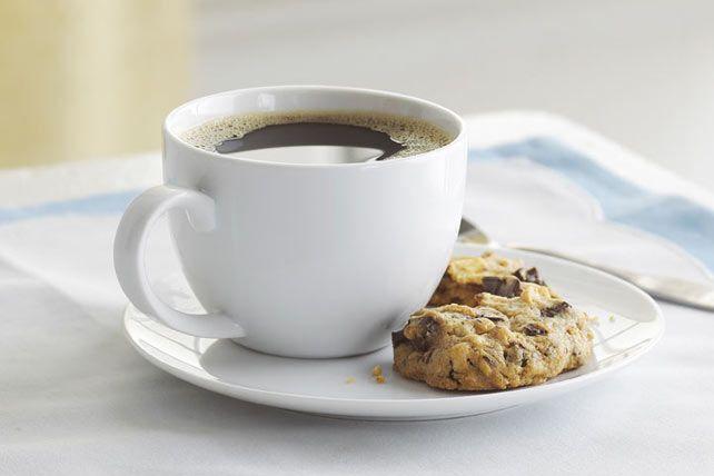 Biscuits au beurre d'arachide et aux morceaux de chocolat