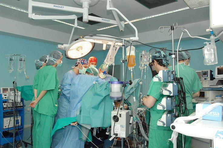 La primera donación de órganos y tejidos de este año en Jaén beneficia a ocho pacientes