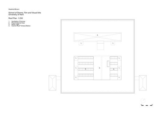 School Of Arts In Canterbury,plan 04