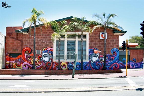 Paul Deej Mural