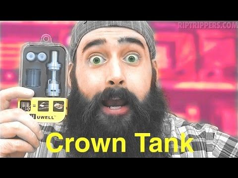 Uwell Crown Tank! - YouTube