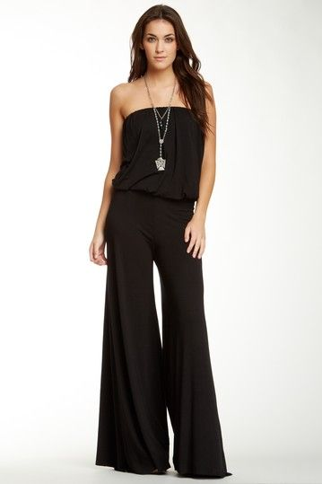 Sydney Strapless Jumpsuit by Young Fabulous & Broke on @HauteLook