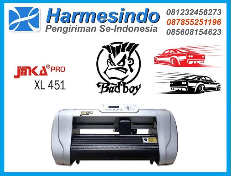 Mesin Cutting Sticker Jinka Pro 451
