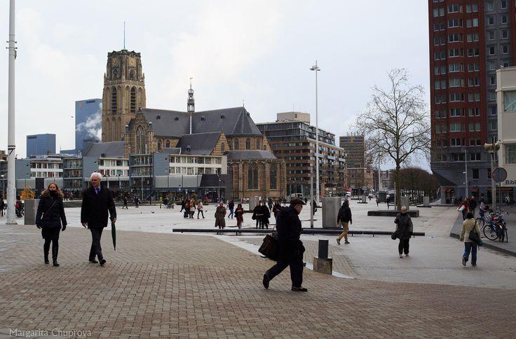 Rotterdam   by Machuprova