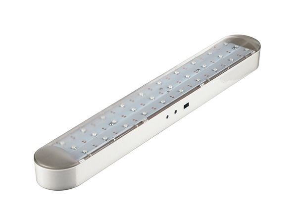 The Linear Led Wall Mount Emergency Lights Are Battery Backed