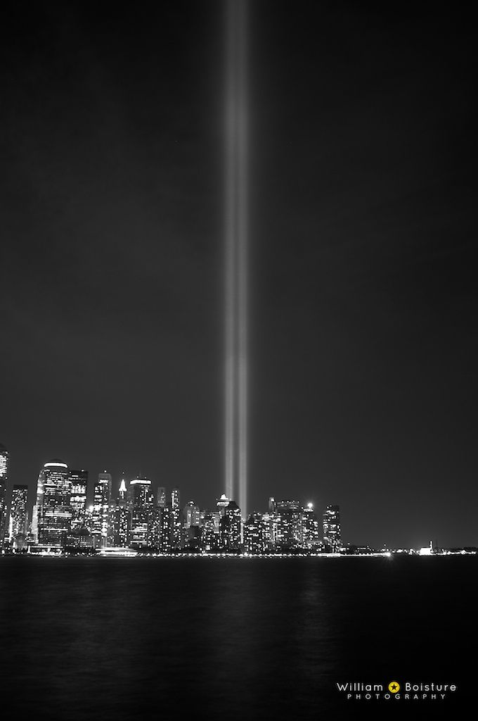 9/11 Tribute in Light - 9/11/2010 | Flickr - Photo Sharing!