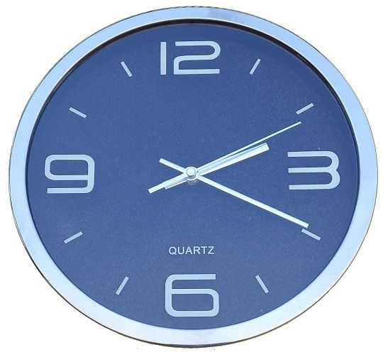 Plastic Quartz Wall Clock  www.fashiongroop.com