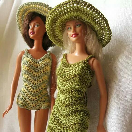 134 best Crochet - Doll images on Pinterest   Häkelpuppen ...