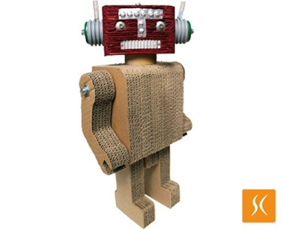 Robot Tote (large). $75