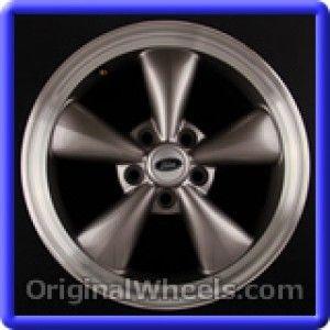 Ford Mustang 2005 Wheels & Rims Hollander #3589  #FordMustang #Ford #Mustang #2005 #Wheels #Rims #Stock #Factory #Original #OEM #OE #Steel #Alloy #Used